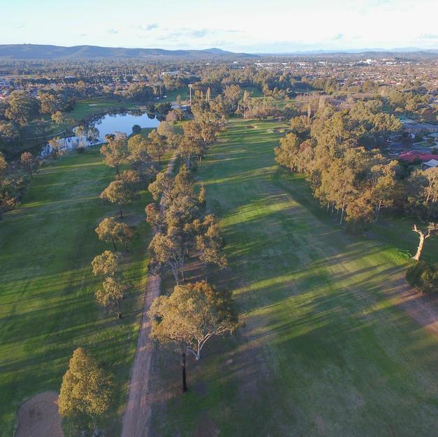 Golf Course Overlook 2
