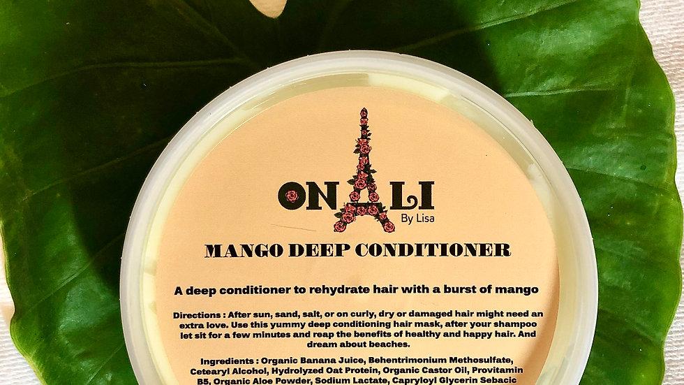 Mango Deep Conditioner