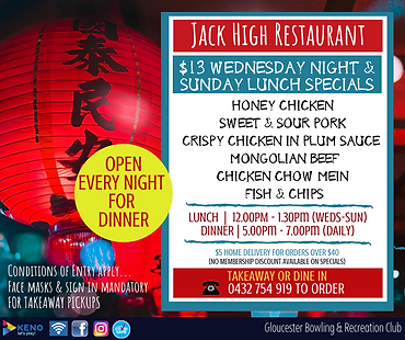 JHR - Wednesday Night and Sunday Lunch Specials FB Post.png