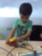 Lego Robotics | Centro Campus