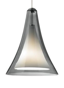 Tech Lighting Melrose II Smoke