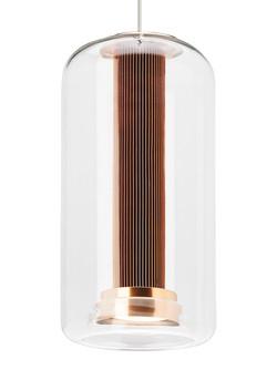 Tech Lighting Amira Copper
