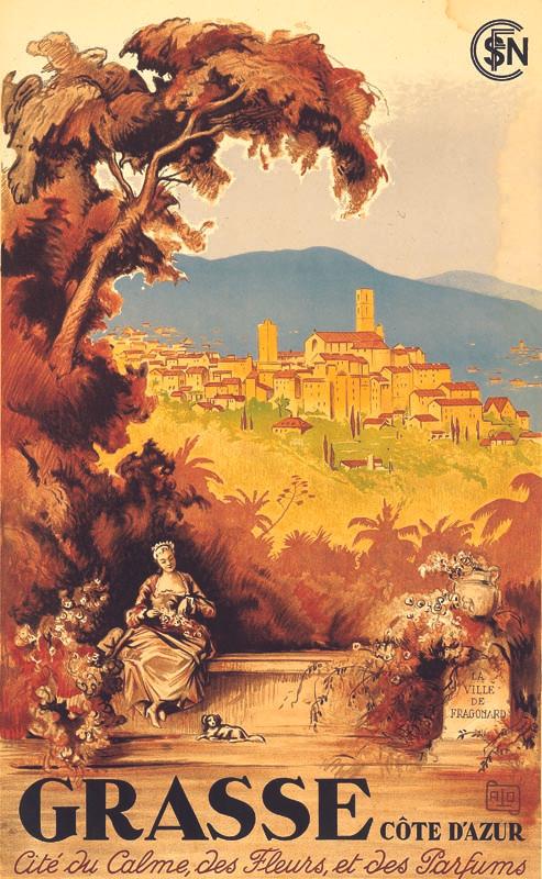 Grasse, 1937