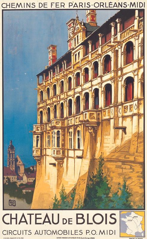 Blois, 1935