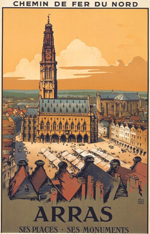 Arras, vers 1933