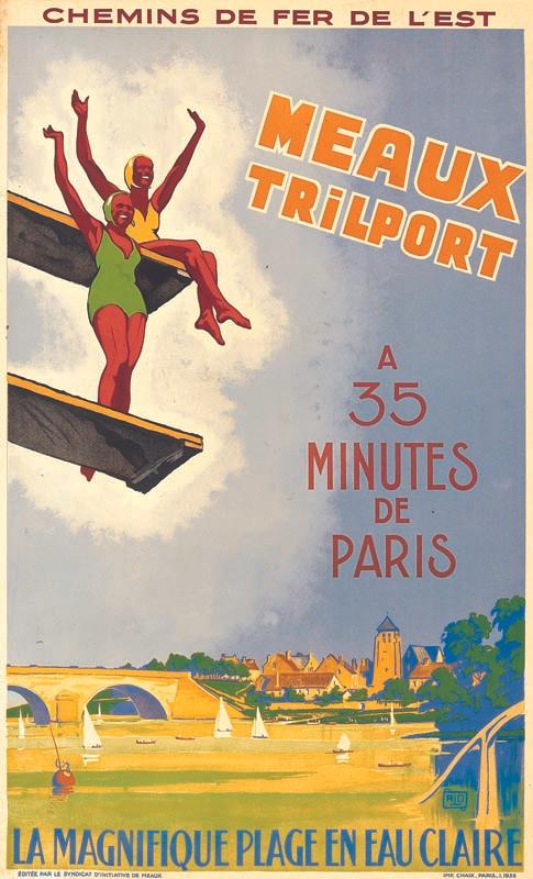 Meaux Trilport, 1935