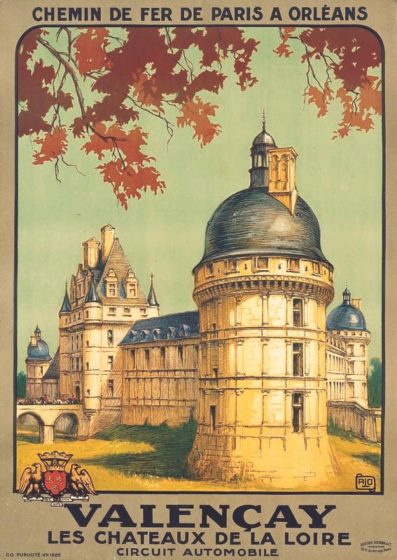 Valençay, 1926