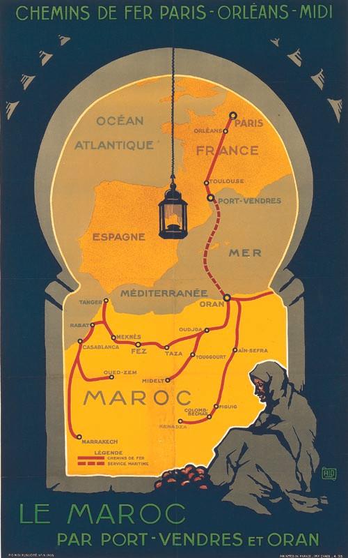 Maroc, 1935