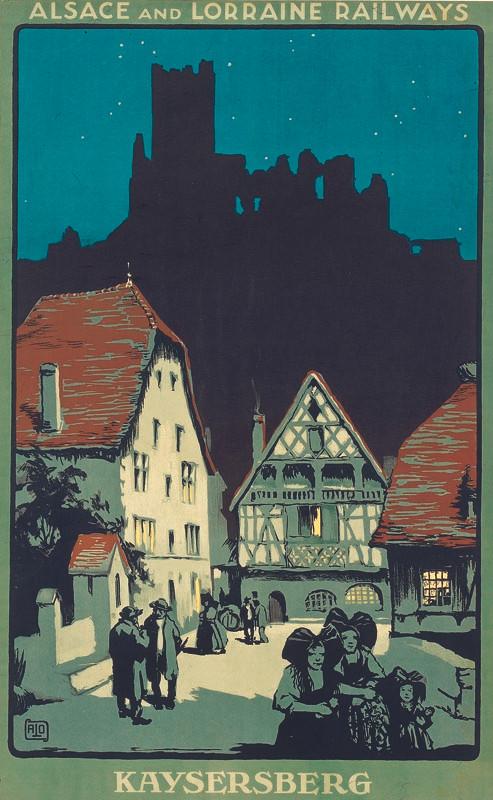 Kaysersberg, vers 1929