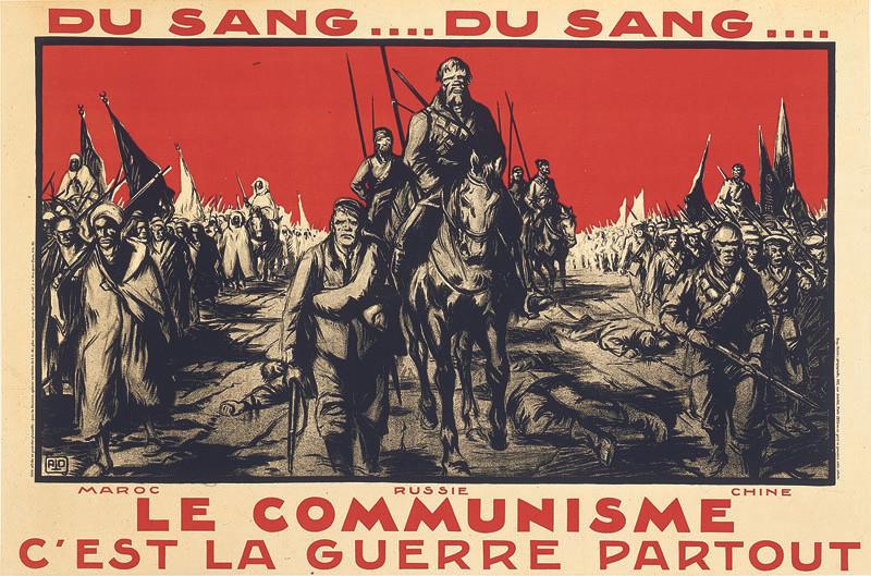 Du sang... Du sang..., entre 1924 e 1928