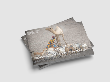 FAO in the Humanitarian Appeals 2015