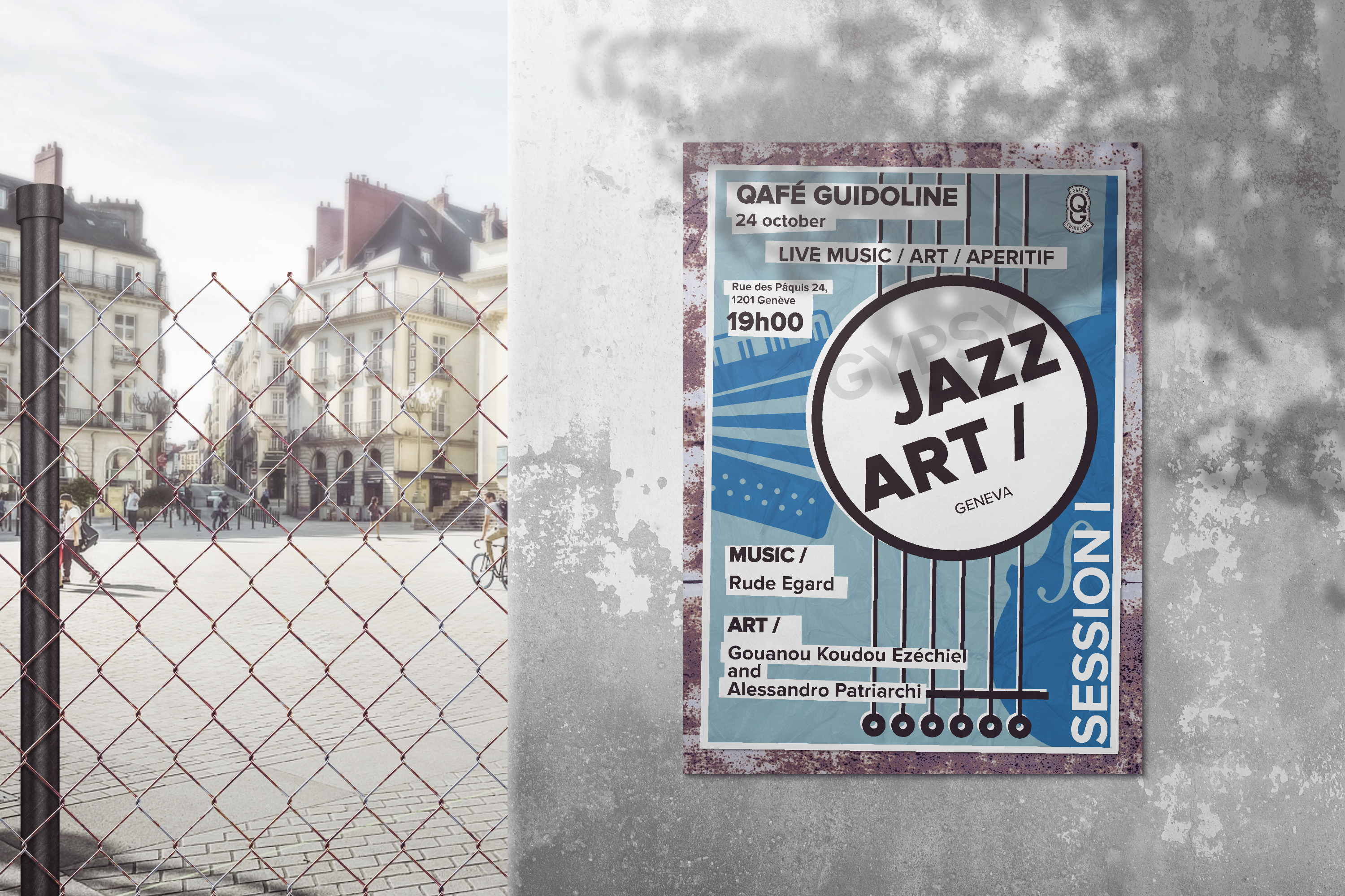 Jazz Art Geneva