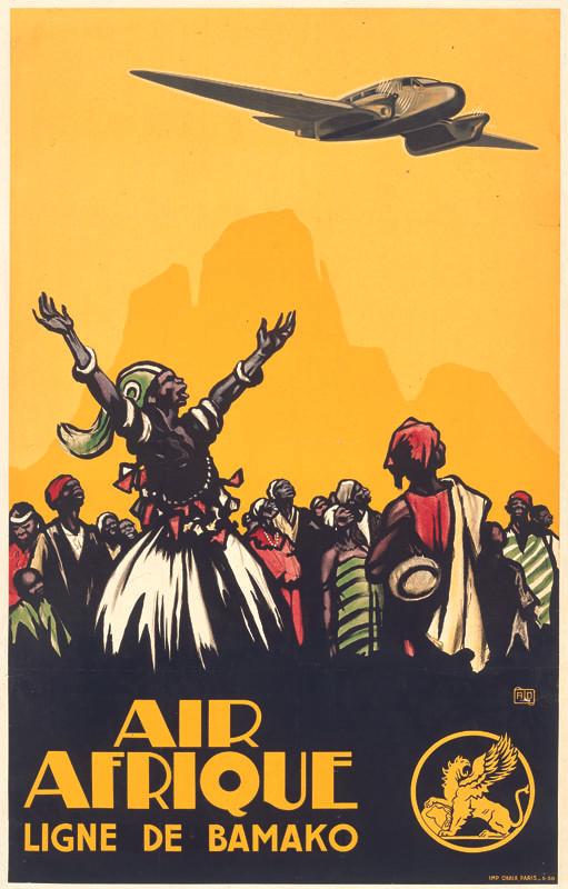Air Afrique, 1938