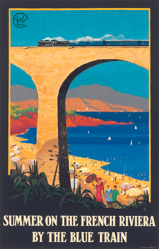 Summer on the French Riviera, vers 1928