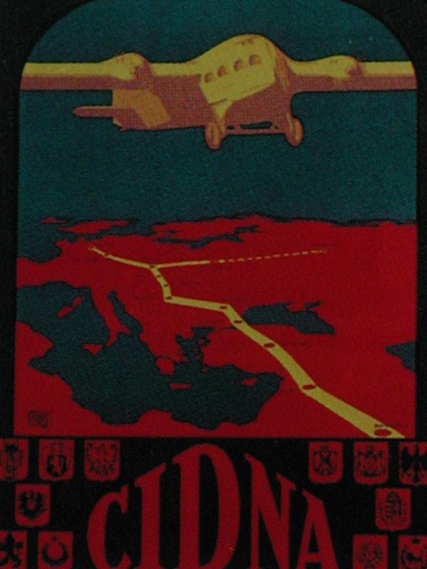 Cidna, vers 1929
