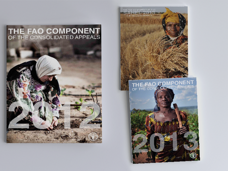 FAO Component of the Consolidated Appeals (2011-2013)