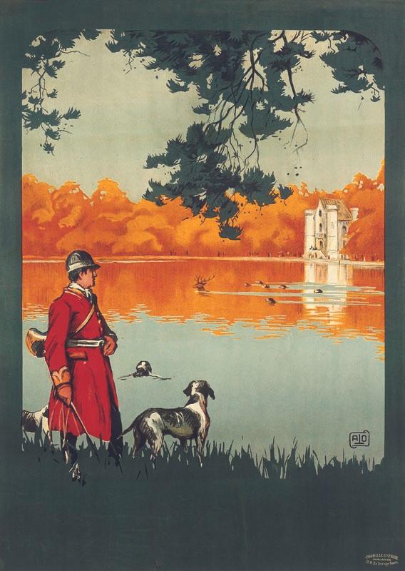 Coye la Forêt, vers 1922