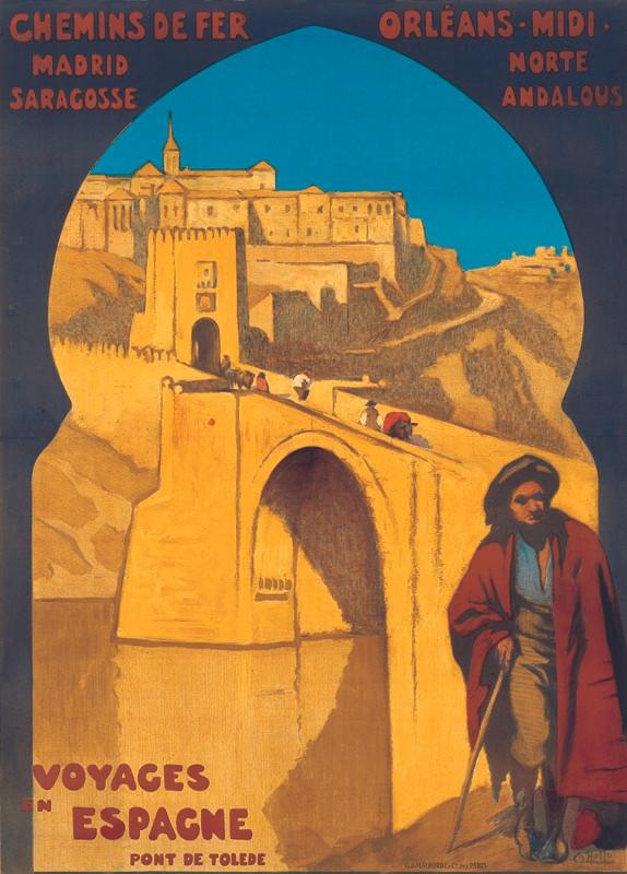 Espagne - Tolede, 1914