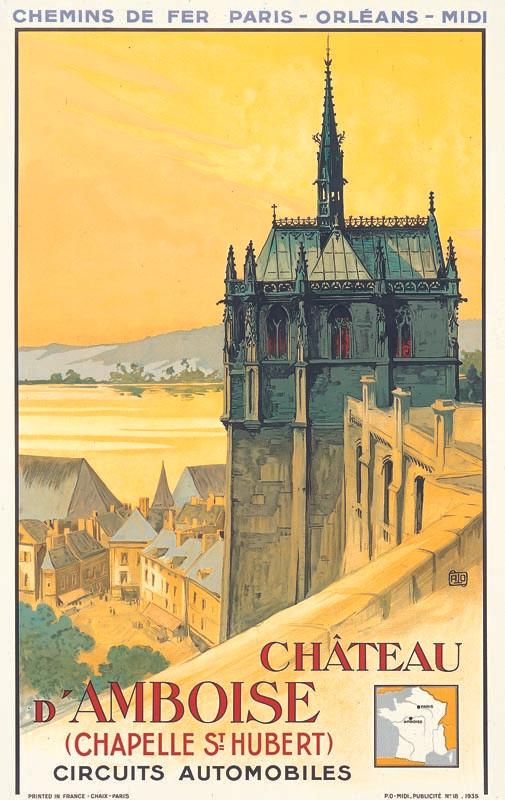 Amboise, 1935