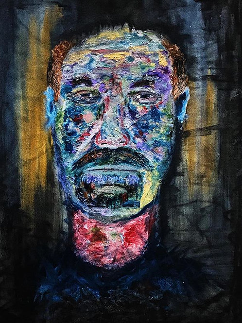 portrait of dad (2018)