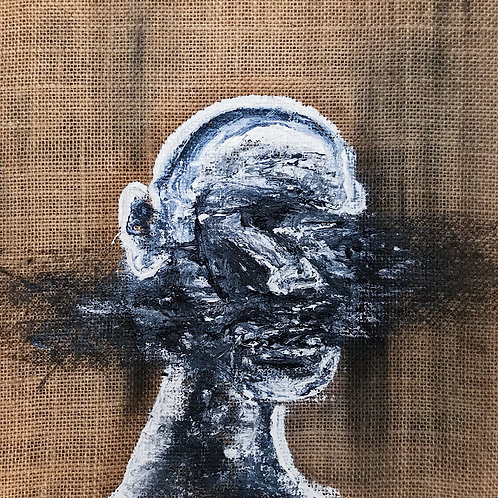 untitled head (2018)