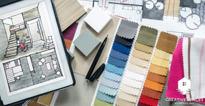 Creative Spaces Design Process