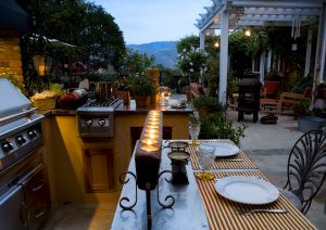 What to Consider Before Building an Outdoor Kitchen