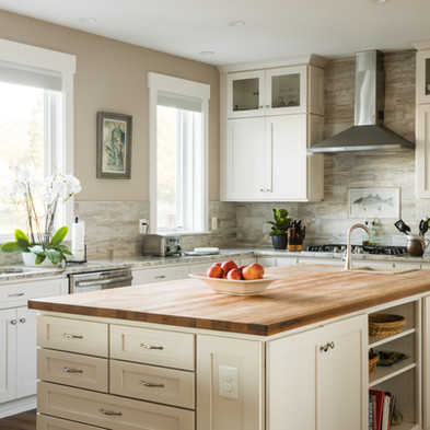 Shady Side Kitchen & Great Room