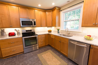 Elkridge Kitchen Remodel