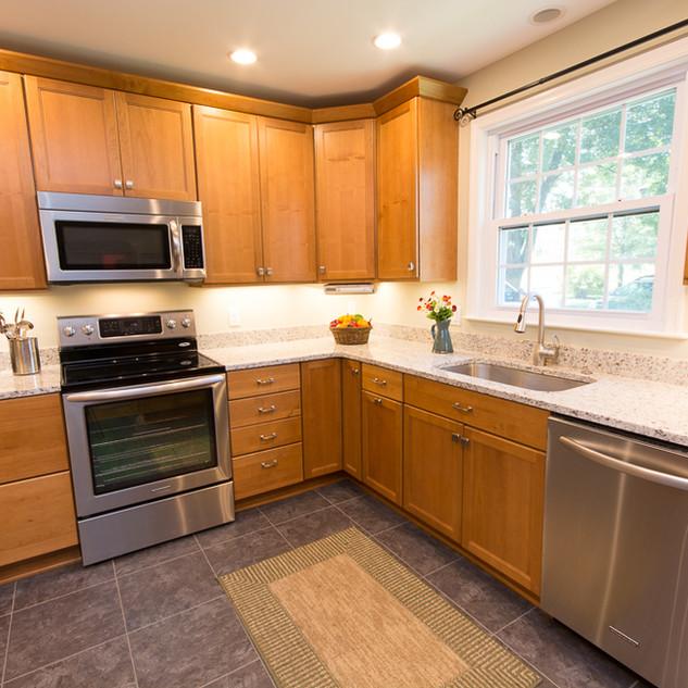 Elkridge Kitchen and Bathroom Remodel
