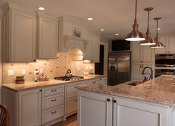 Rockville Traditional Kitchen