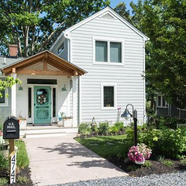 Snug Harbor Home Remodel