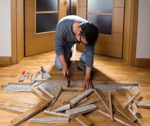 Disassembling Ruined Parquet