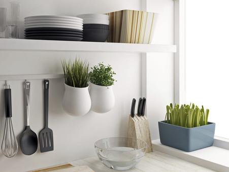4 Ways to Maximize Kitchen Space