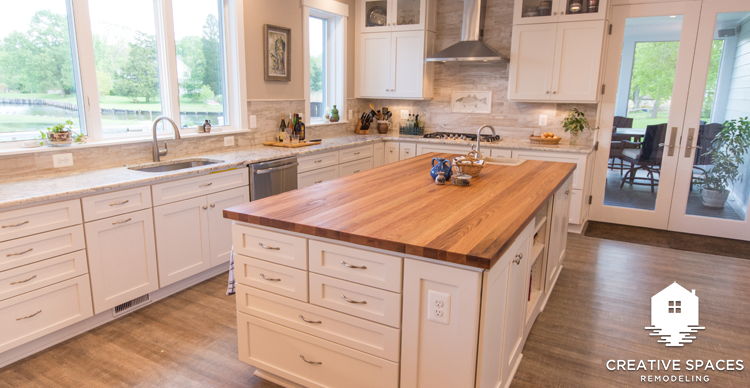 Waterfront Home Remodel Annapolis Maryland