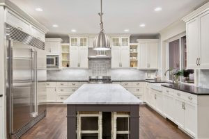 Kitchen renovation creative spaces Maryland