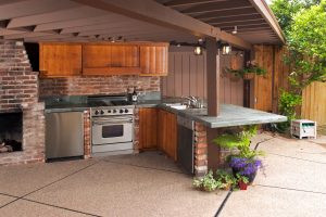 Prepare For Your 4th Of July BBQ Bash By Designing Your New Outdoor Kitchen!