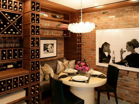 A Personal Wine Storehouse