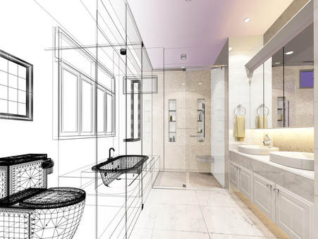 How to Blend the Master Bath and Master Bedroom