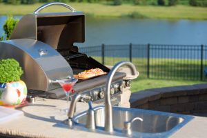 The Perks of a Maryland Outdoor Kitchen