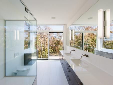 Design a Sparkling Clean Bathroom