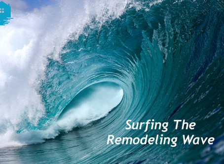 The Remodeling Wave