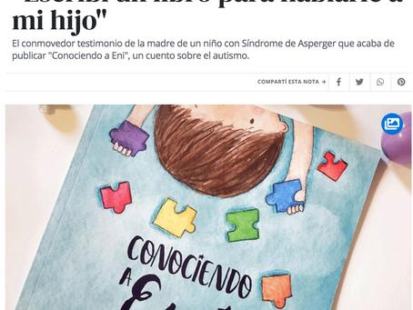 Nota sobre Conociendo a Eni en la Revista Noticias Online