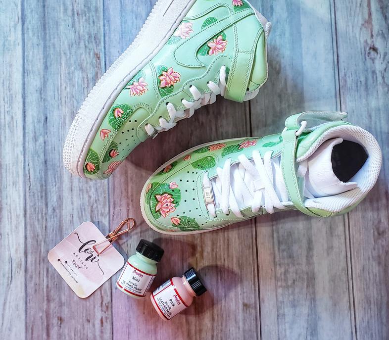 Custom de zapatillas