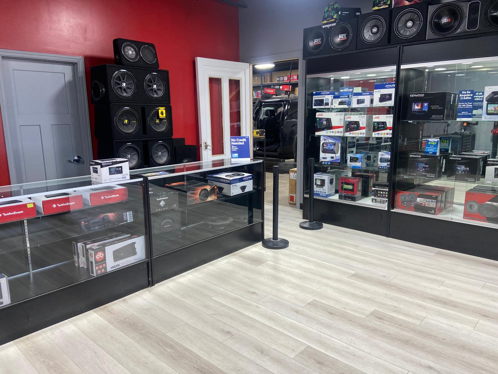 car audio in denver co
