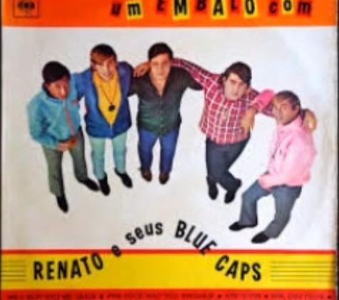 1966 - Um Embalo Com Renato E Seus Blue Caps