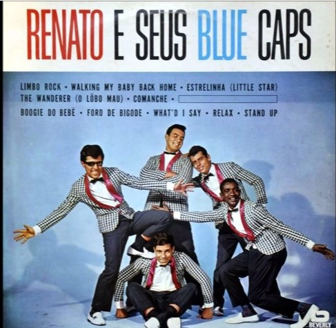 1963 - Renato E Seus Blue Caps