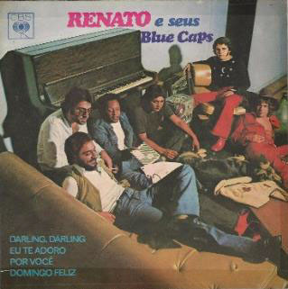 1972 - Renato E Seus Blue Caps
