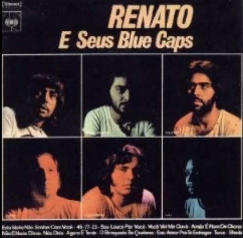 1971 - Renato E Seus Blue Caps