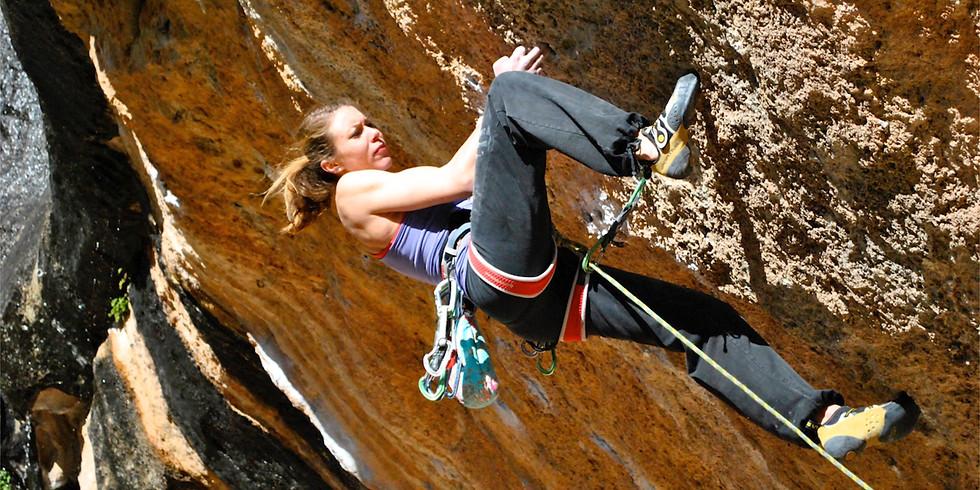 Wöchentliches Kletter-Coaching (Ausgebucht)